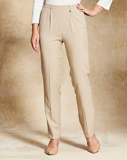f7444762e88 Slimma Pull On Trouser Extra Short