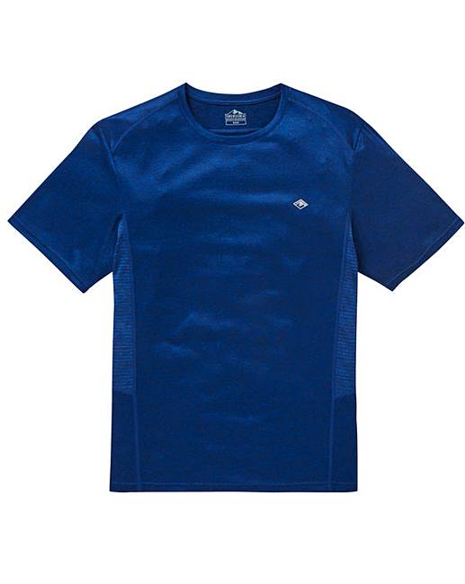 Snowdonia Marl Poly Performance T-Shirt