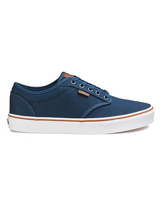 5f71b12778 Vans Atwood Lace Mens Trainers