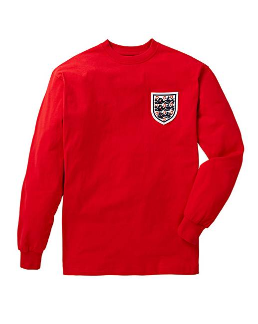 c933575df36 England 1966 Away Retro Football Shirt