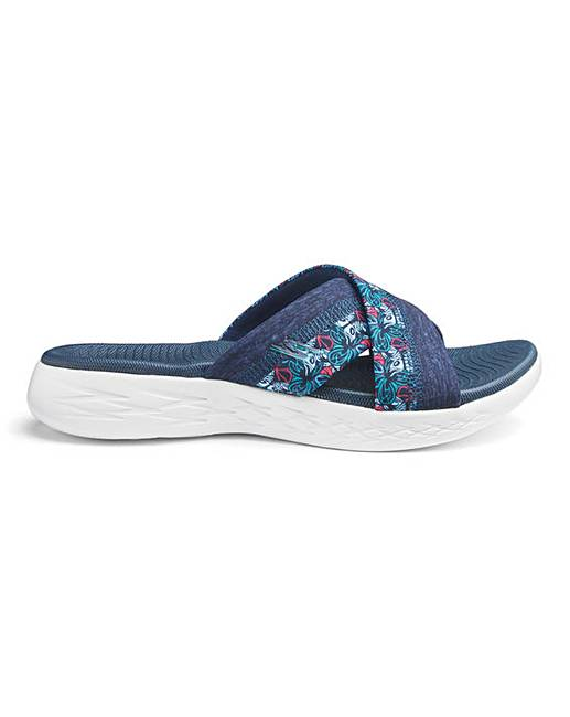 81b177429191 Skechers On-The-Go-600 Monarch Sandals