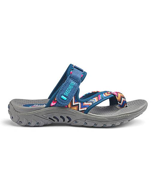 3a7da408116c Skechers Reggae Zig Swag Sandals