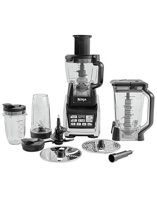 Kitchen System With Nutri Ninja Bl682uk2