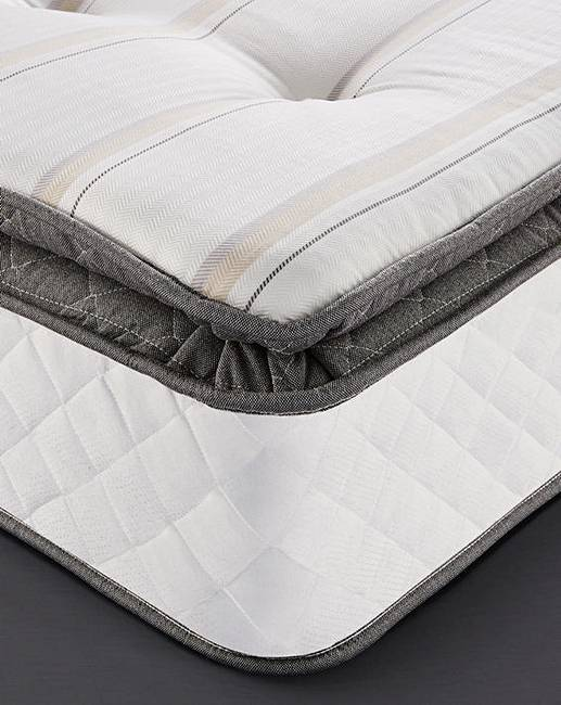 Sealy Ortho Memory Pillowtop Kingsize Simply Be