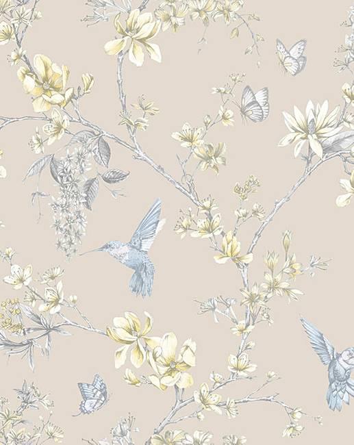 Graham Brown Simplicity Bird Wallpaper Home Beauty Gift Shop