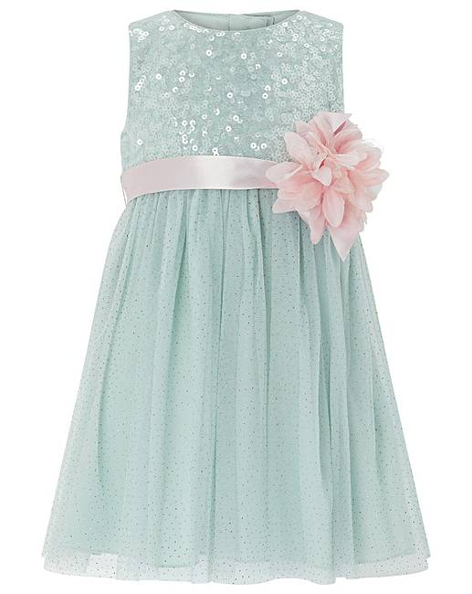 Monsoon Baby Honor Sparkle Dress | Fashion World