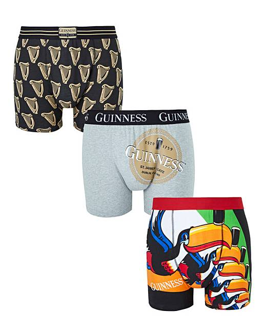 Guinness Pack of 3 Hipsters supplier