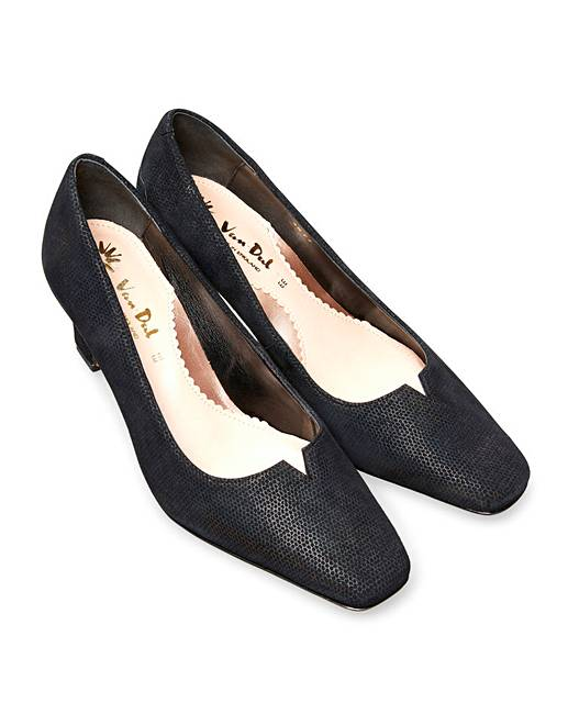 7f9f3ebb Van Dal Eleanor Court Shoes Wide EE Fit | Oxendales