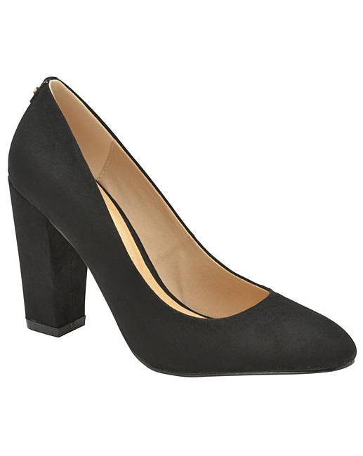 62bb0cda099e Ravel Roxton Block Heeled Court Shoes