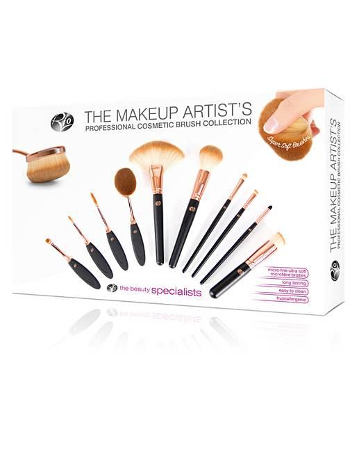 7d375e139b Rio Professional Make Up Brush Set | Simply Be