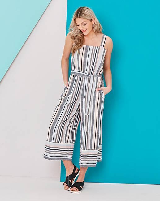 5576257b343 Candy Stripe Jumpsuit