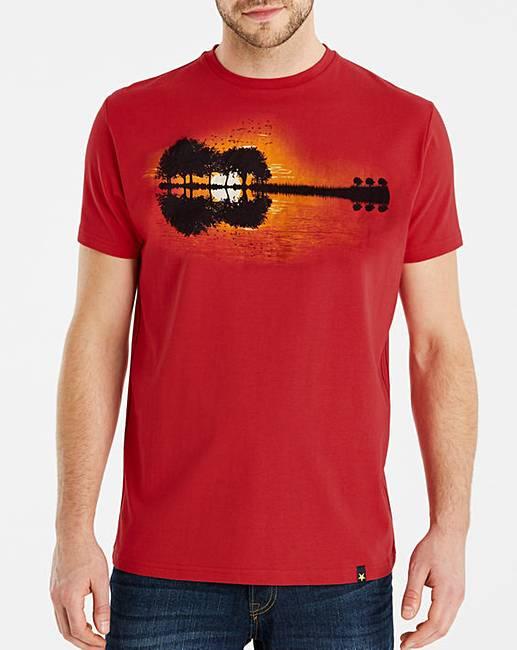 Wholesale Joe Browns Reflection Sunset T-Shirt Long