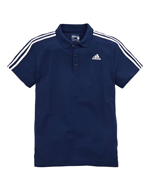 adidas Navy Essentials Polo