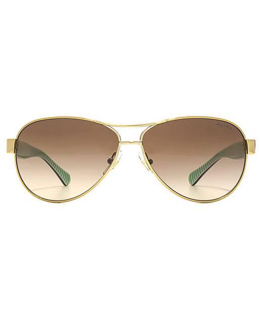 Ralph By Ralph Lauren Pilot Sunglasses by Simply Be