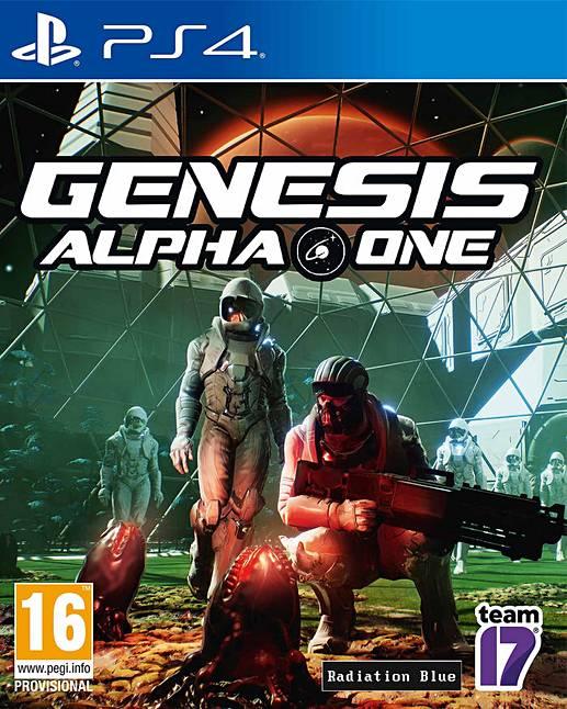 Resultado de imagen de GENESIS ALPHA ONE PS4