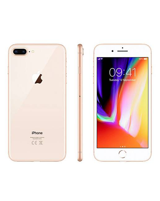 info for 97152 68028 iPhone 8 Plus 256GB Gold | Oxendales