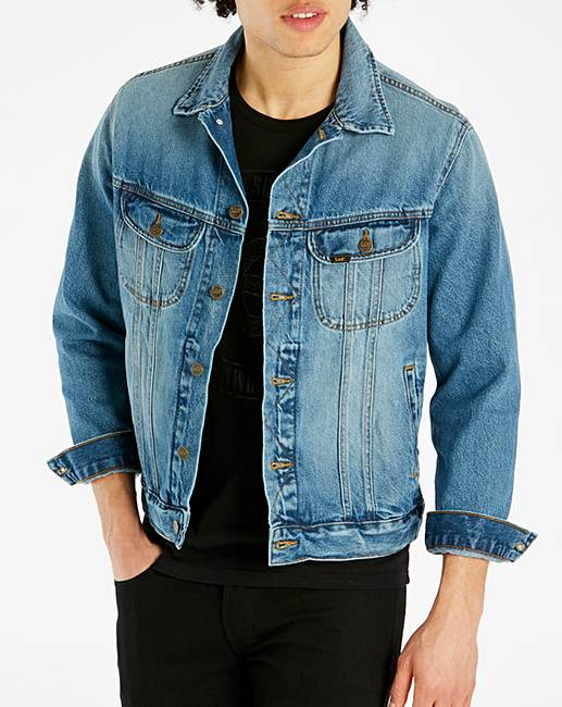 8d7a35bb Lee Blue Rider Jacket | Oxendales