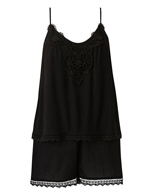 Night Magic Playsuit