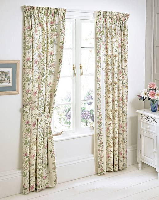 Superieur Vantona Cottage Garden Curtains