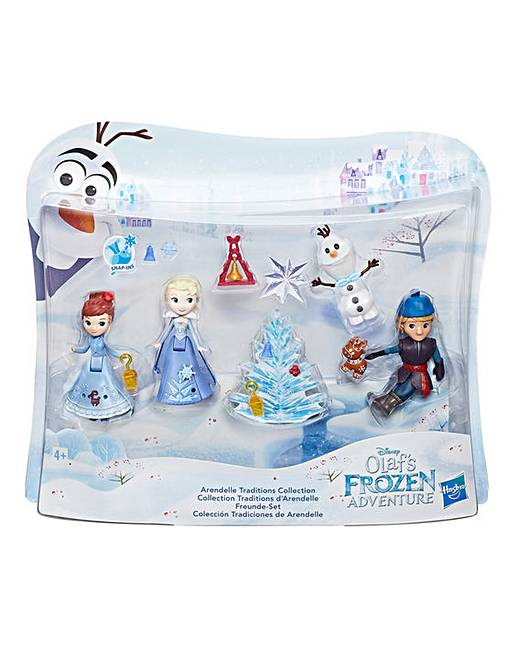 4caba22b7fd Disney Frozen Doll Holiday Special Pack