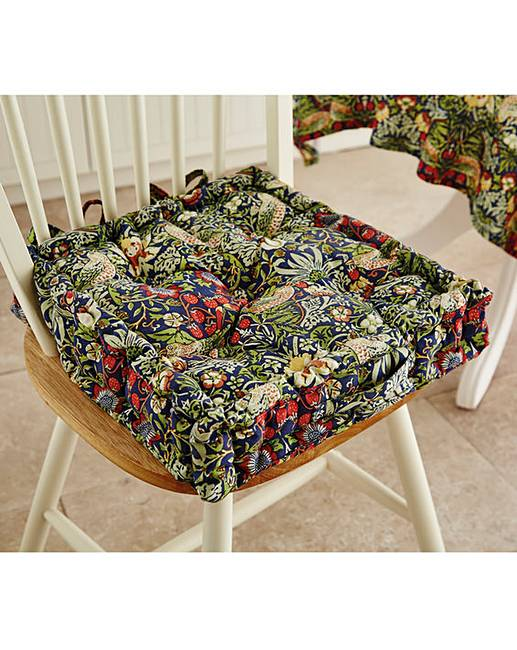 William Morris Dining Booster Cushion