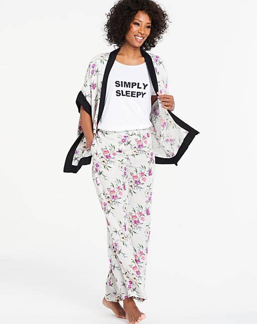 8c9808dee Pretty Secrets Luxury Viscose Kimono | Oxendales