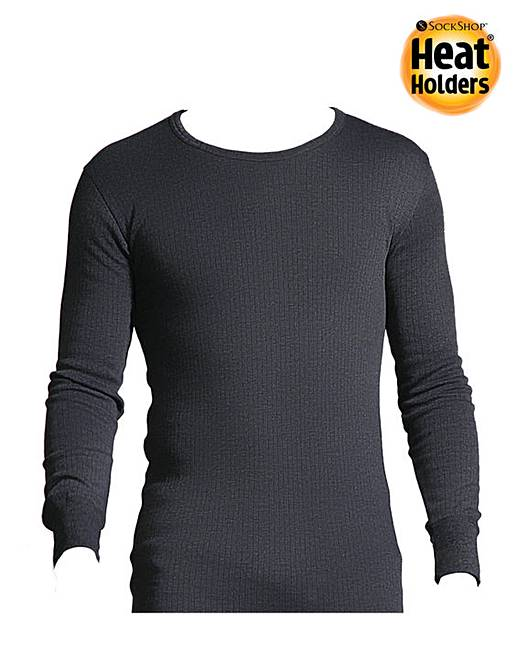 1 Pack Heat Holders Long Sleeve Vest