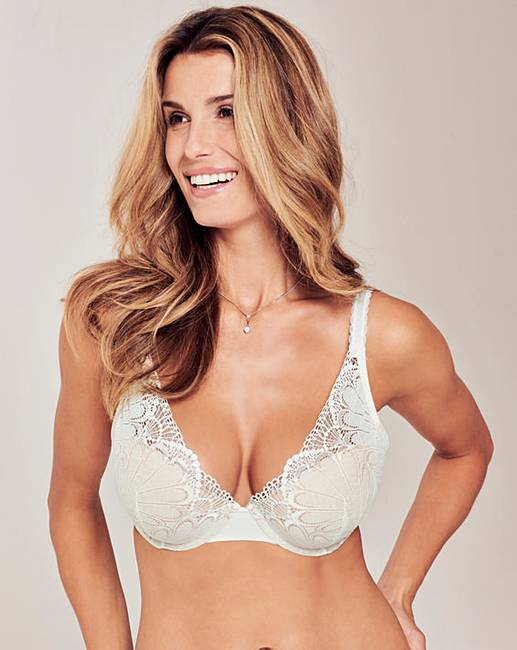 051bfdafd4 Wonderbra Refined Glamour Triangle Bra. Click to view  Wonderbra  products.  Rollover image to magnify