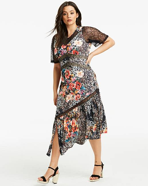 c554e8e174 Joanna Hope Print Maxi Dress