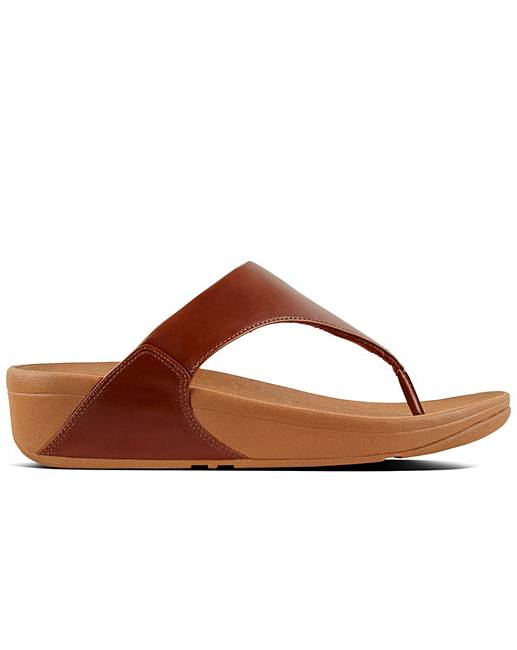 056c89a8ca16 FitFlop Lulu Leather Womens Sandals