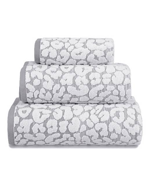 7e4f33218fac Leopard Printed Towel Range | Fashion World