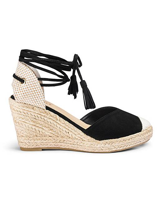 a2a79b9002d Raid Shary Wedge Sandals E Fit | Oxendales
