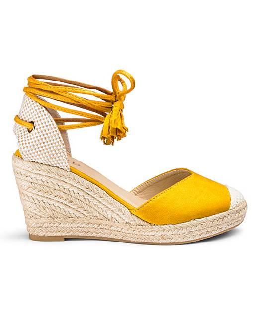 728388825 Raid Shary Wedge Sandals E Fit | Oxendales