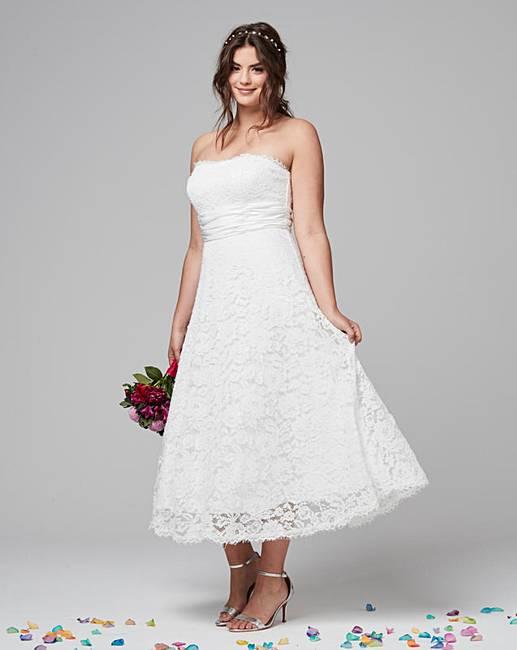 82314701cce4 Joanna Hope Lace Prom Dress