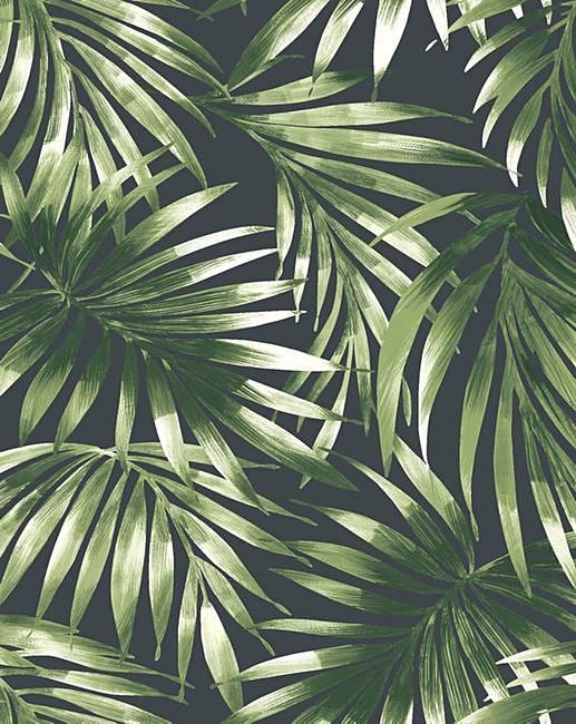 Graham Brown Elegant Leaves Wallpaper Fashion World