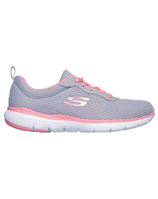 603b39de Skechers Flex Appeal First Insight Shoe | Oxendales