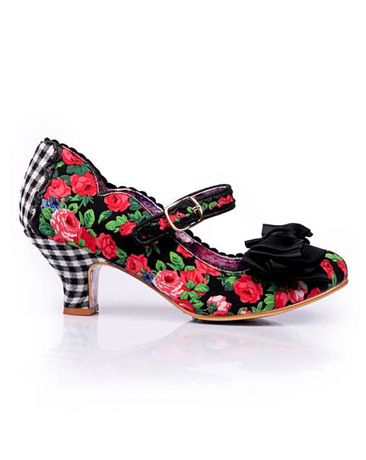 5905d2540e0 Irregular Choice Mary Jane Court Shoes