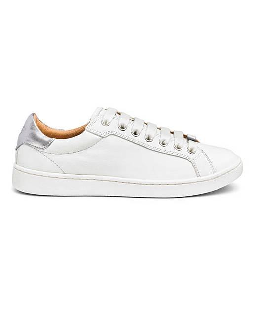 d56d050ea44 Ugg Milo Leather Lace Up Sneaker