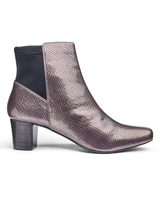 c30ee574112 Lotus Ankle Boots EEE Fit