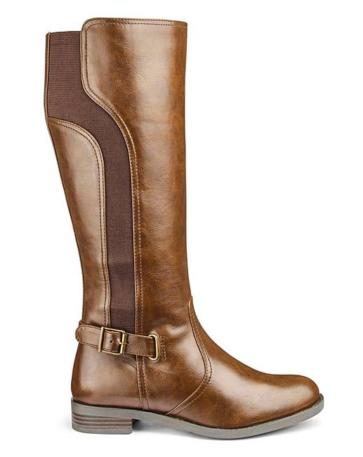 23cf4f5ce23 Lotus Boots EEE Fit Curvy Calf