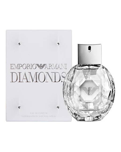 Emporio Armani Diamonds 50ml Edp J D Williams