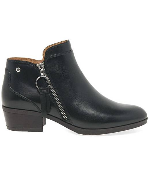 b702d0d22b4 Pikolinos Daroca Womens Ankle Boots | J D Williams