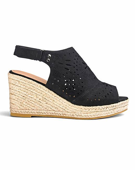 cheap purchase quality from china cheap Elsa Cut Out Wedges cheap deals cheap sale amazon cheap sale how much kv4eR