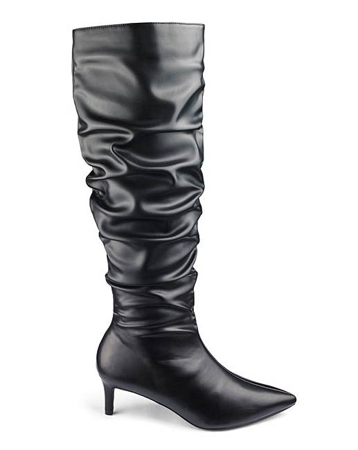 6f12fc408d7 Lara Boots Standard Calf Wide Fit