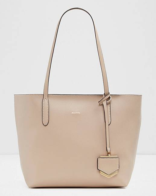 Aldo Tote Bag With Luggage Tag by Simply Be