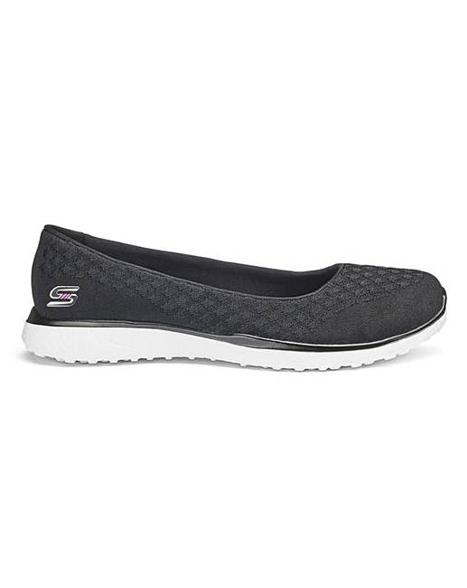 cd7fb78a81a Skechers Microburst One up Trainers
