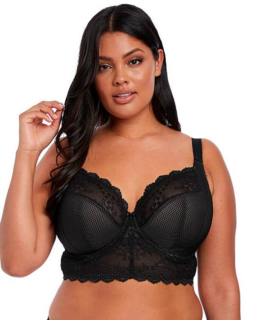 4f475b9f180 Elomi Charley Black Wired Bralette