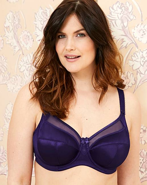 3b107e993f877 Goddess Keira Full Cup Purple Bra