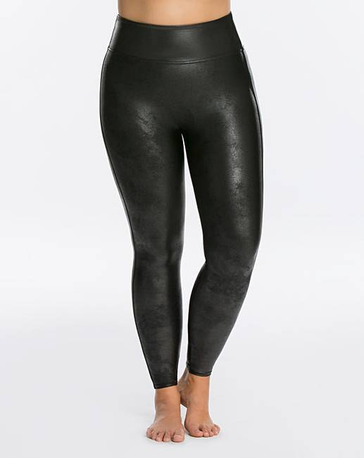 c03c115abca75 Spanx Faux Leather Leggings | Simply Be