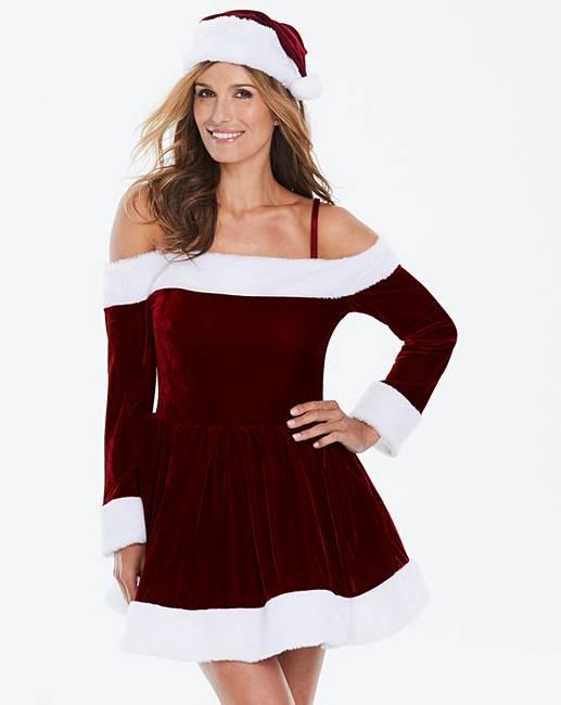6f4435f5b6e Ann Summers Sexy Miss Santa Dress Set